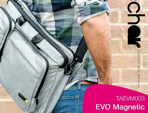 Customise your work bag to your day – the EVO features magnetic pockets that can be removed as well as our signature faux fur lining #bag #laptop #accessories #computer #luggage #style http://zurl.co/kJlB