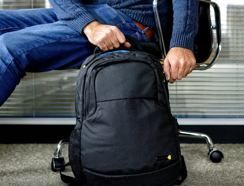 Why good posture matters and why your laptop bag could make the difference