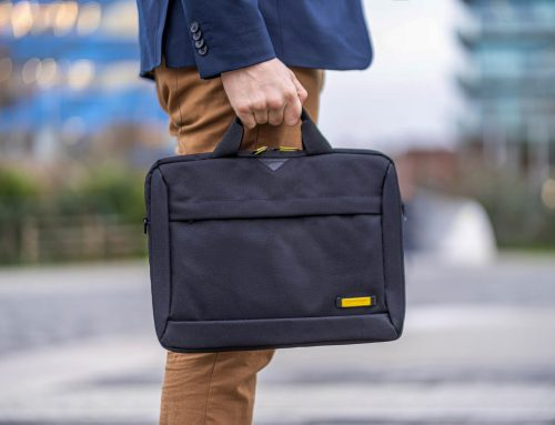 Why adaptable branding on laptop bags could be the best thing you do for your business